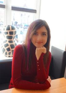 Marta Merriday - zdjęcie autorki